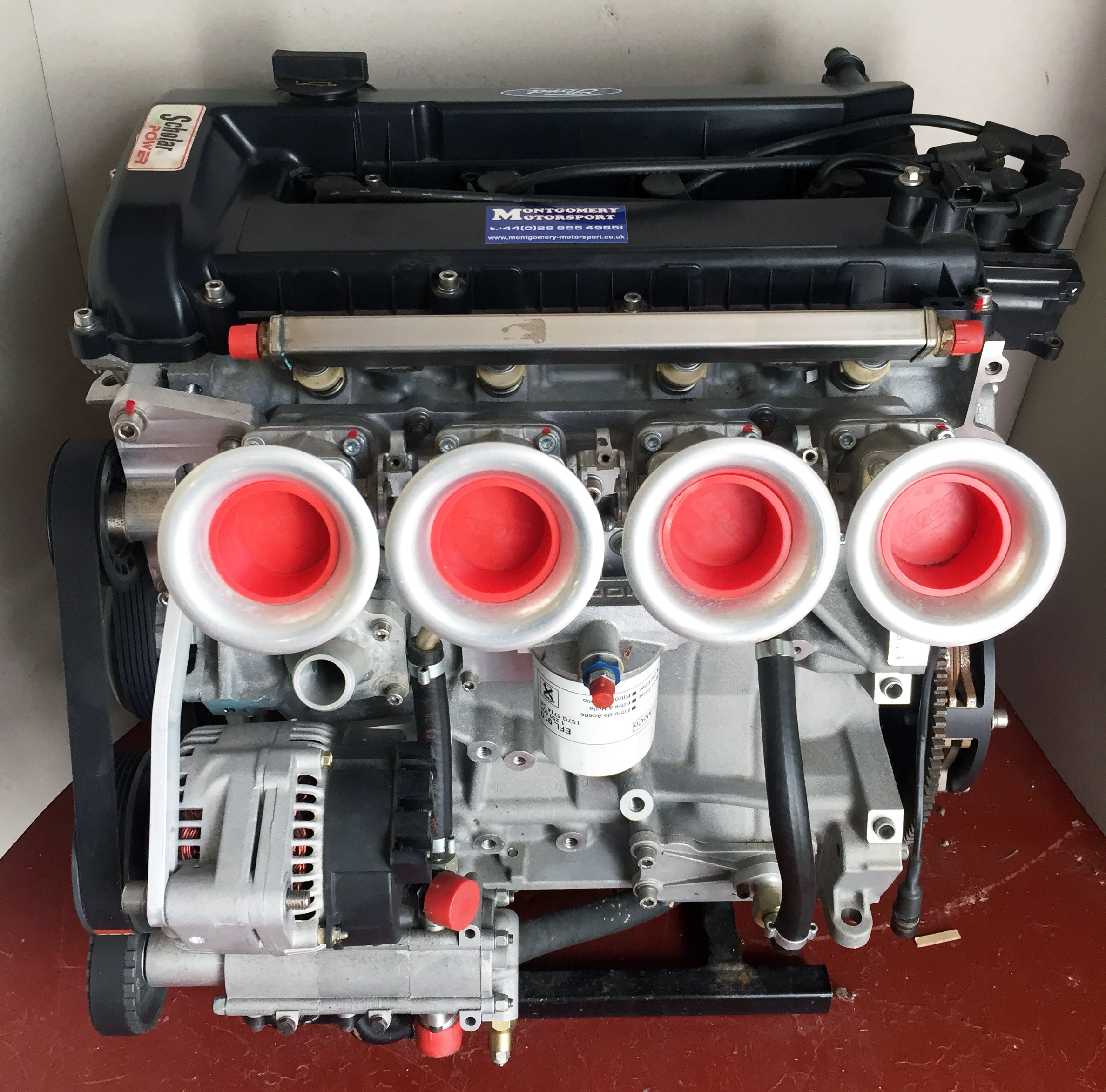 Scholar 1600 All Steel Duratec Engine