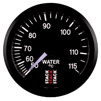 Stack Water Temperature – Capilliary