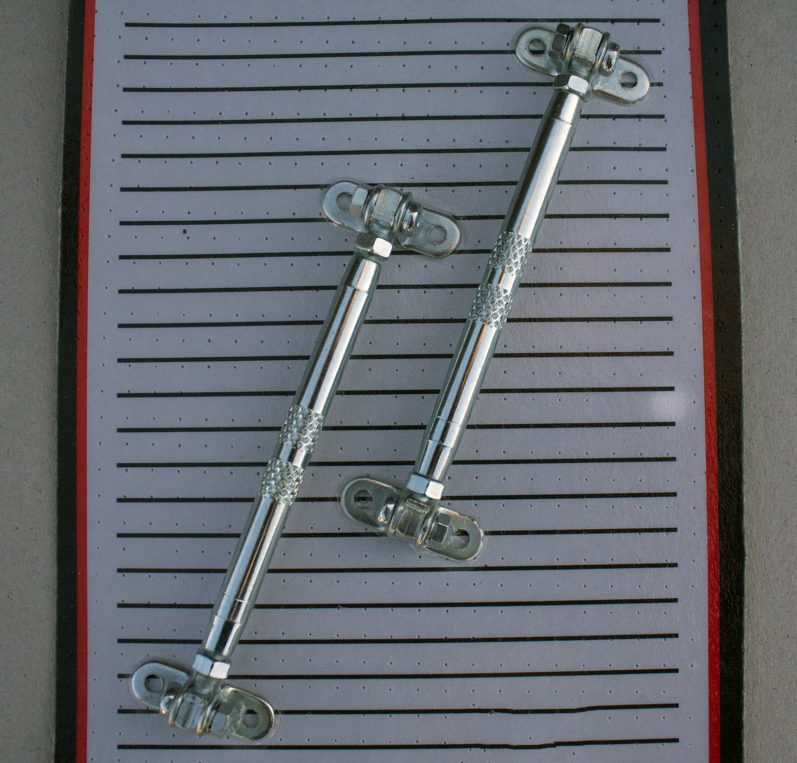 Adjustable Lamp Steady Bars