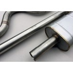 Simpson Ford Mk1/Mk2 Escort Pinto Competition Exhaust System
