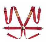 "Sabelt Saloon 6 Point Harness (3"" shoulder strap)"