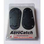 Aerocatch Bonnet Pins - Carbon / Non-locking
