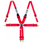 TRS 6 pt Superlite Hans Harness