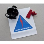 Sytec FIA Approved Master Switch