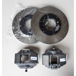 "Alcon 13"" Ford Escort Rear Brake Kit"